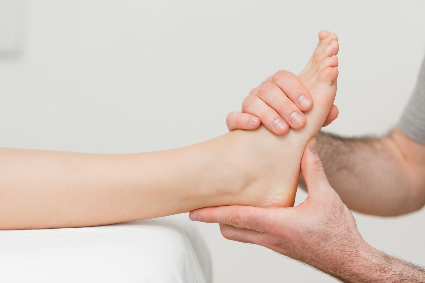 Ankle Sprains and Their Care - Dr. Thomas Entwistle & Central ...
